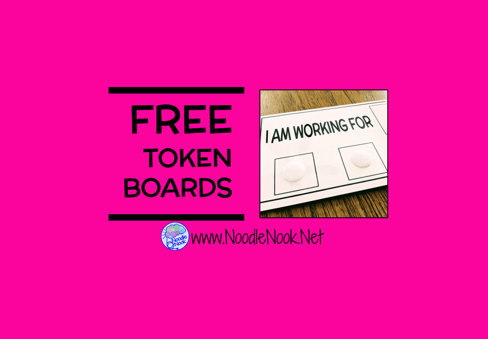 photograph regarding Token Board Printable titled Absolutely free Token Forums - Gain Method for Autism Programs